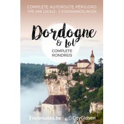 Dordogne en Lot Rondreis (PDF)