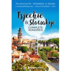 Tsjechië & Slovakije Rondreis (PDF)
